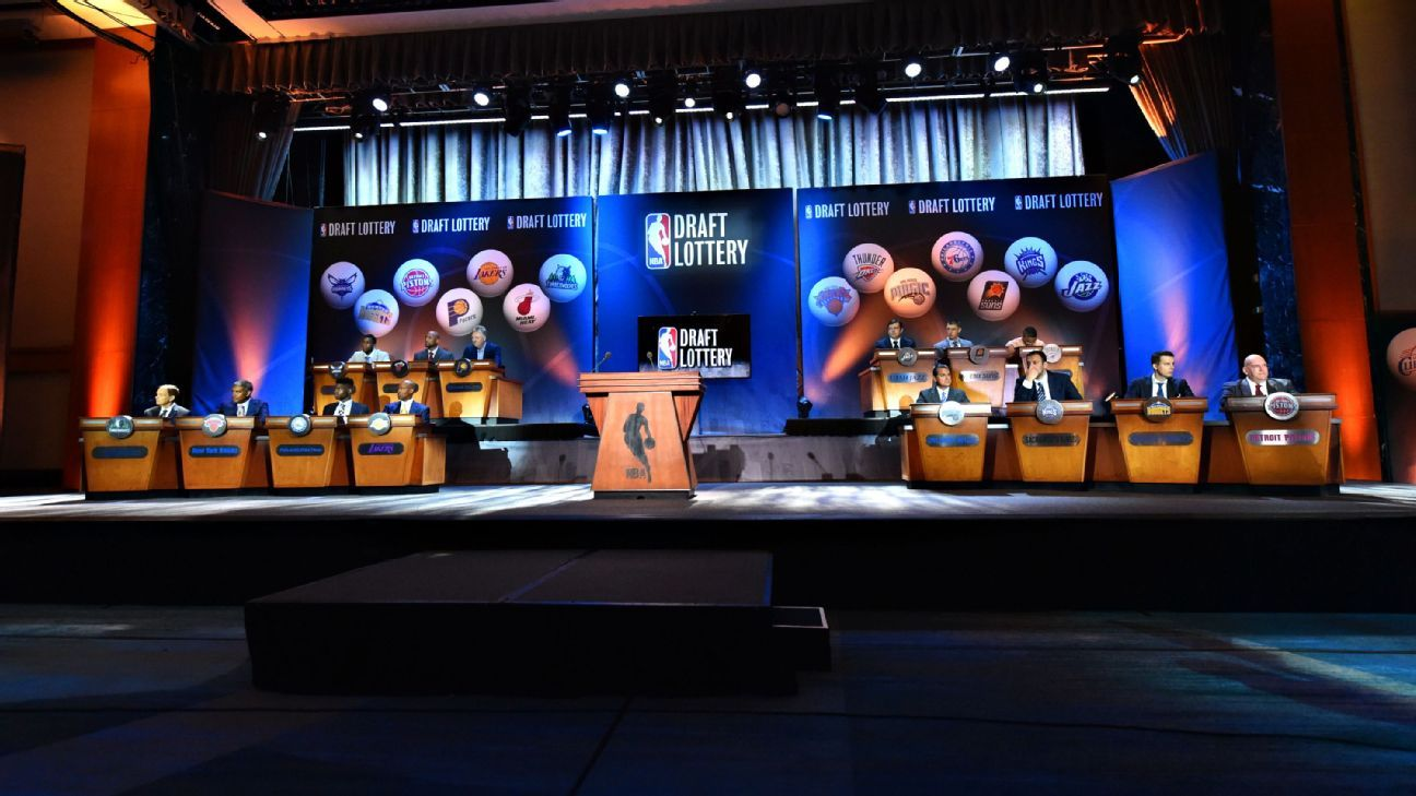 NBA - Boston Celtics hoping draft lottery woes come to and end