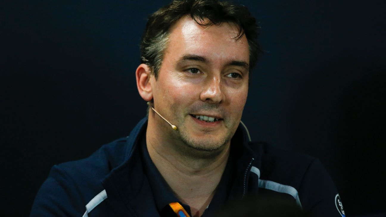 Toro Rosso technical chief James Key handed new deal