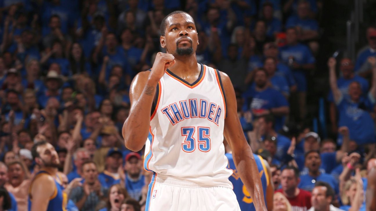 Durant 'blown away' by Clippers, sources say