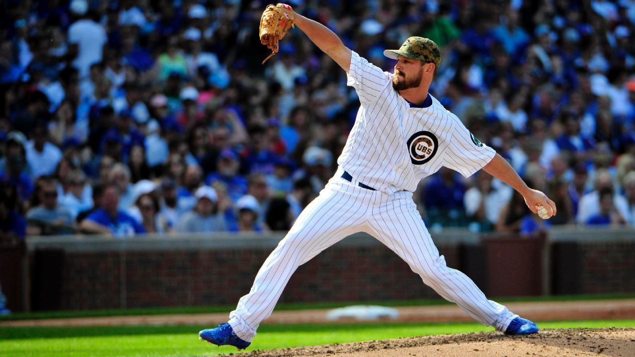 Travis Wood, the one Chicago Cub who always shows up early - Chicago Cubs Blog- ESPN