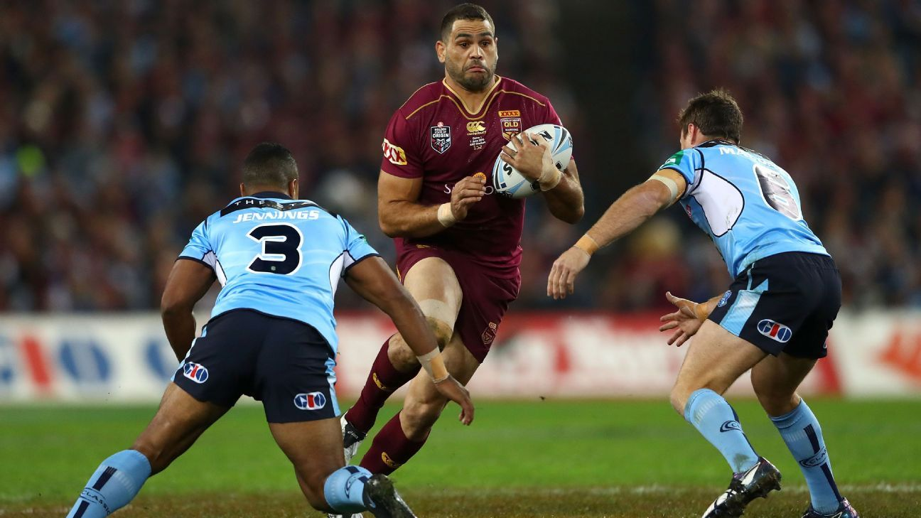 State of Origin Player Ratings Game I 2016 New South Wales Blues vs Queensland Maroons