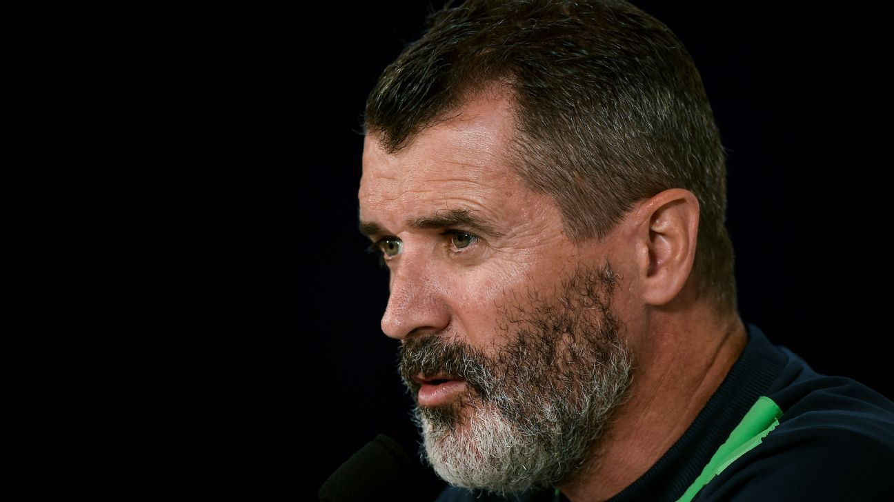 Man United legends to be captained by Keane