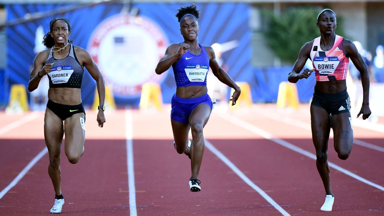 Allyson Felix, Justin Gatlin big winners at US trials