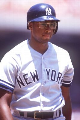 Bernie Williams Yankees 1992