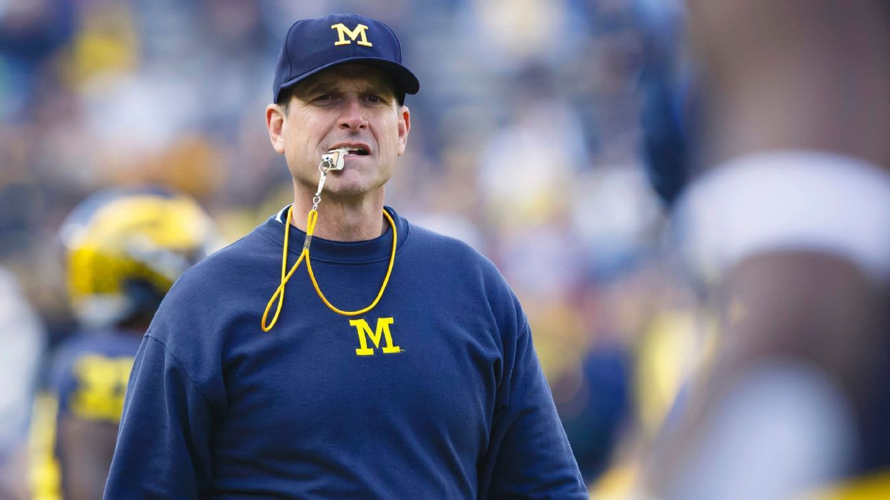Harbaugh to ask Obamas to serve as captains