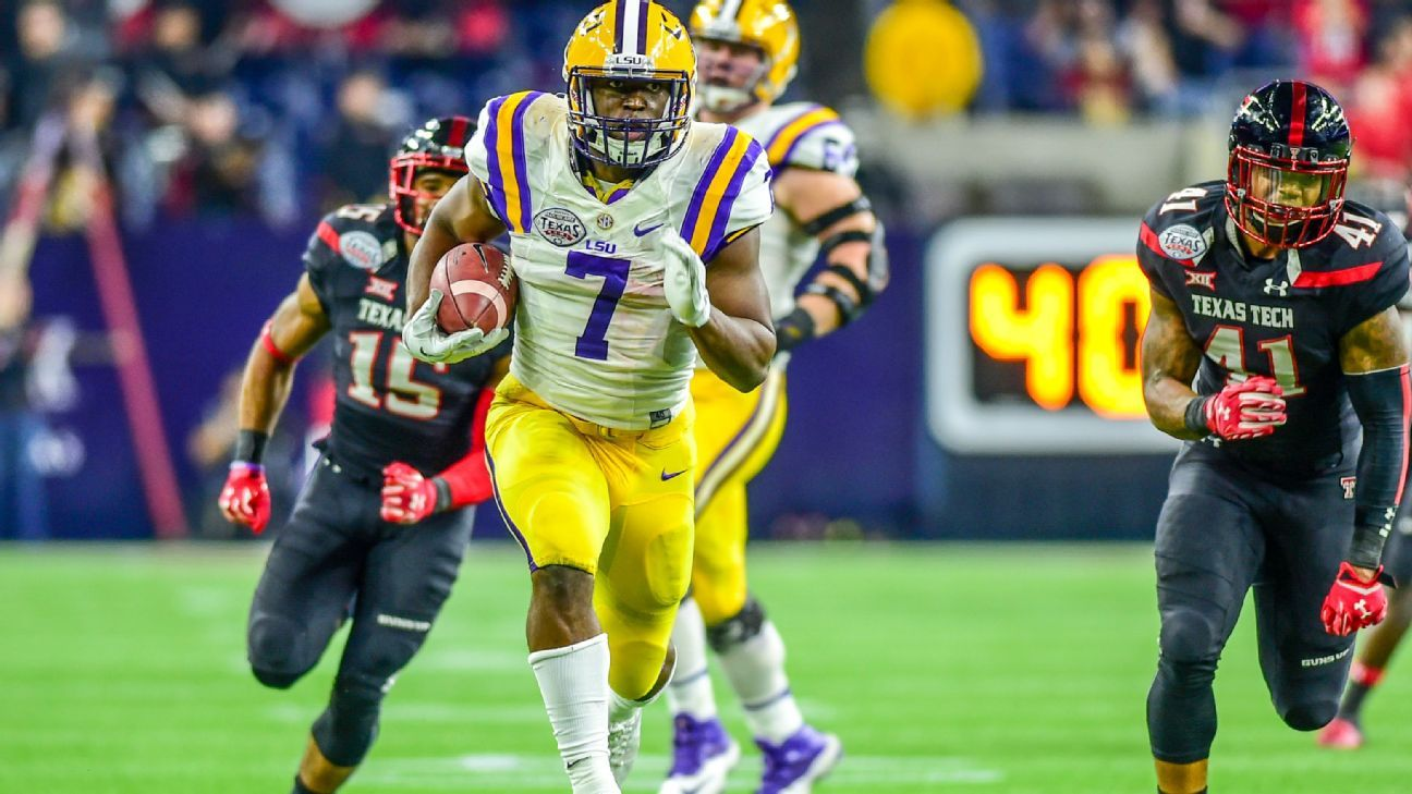 Stephen A., Max, and Matthew Berry break down 2018 RB ...