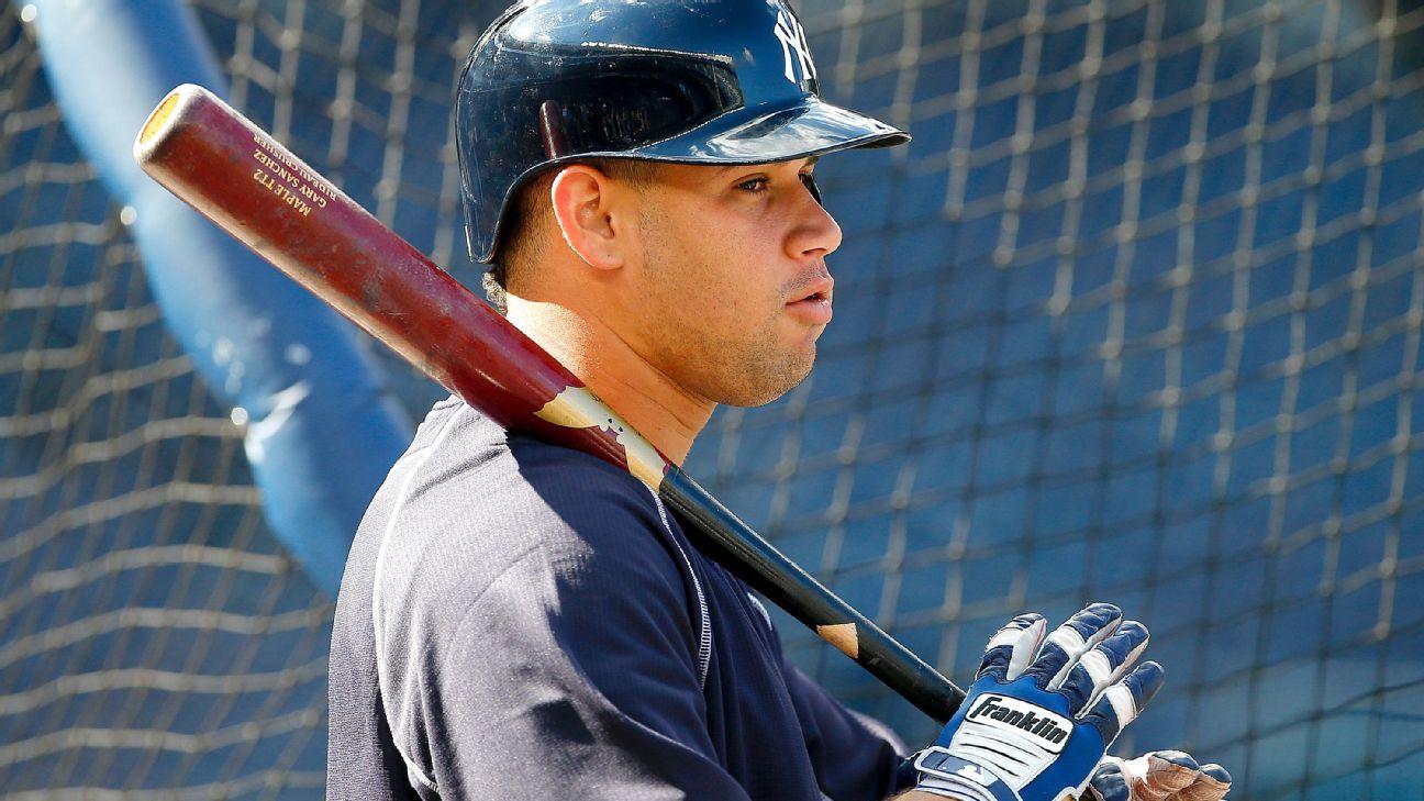 New York Yankees prospect Gary Sanchez gets his opportunity vs. Mets - Yankees Blog- ESPN