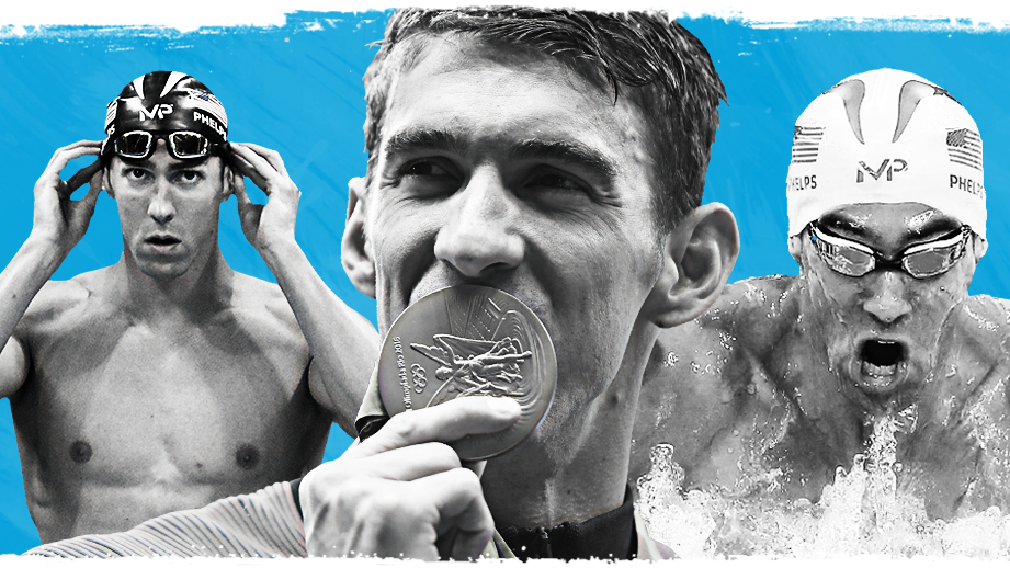 The legend of Michael Phelps