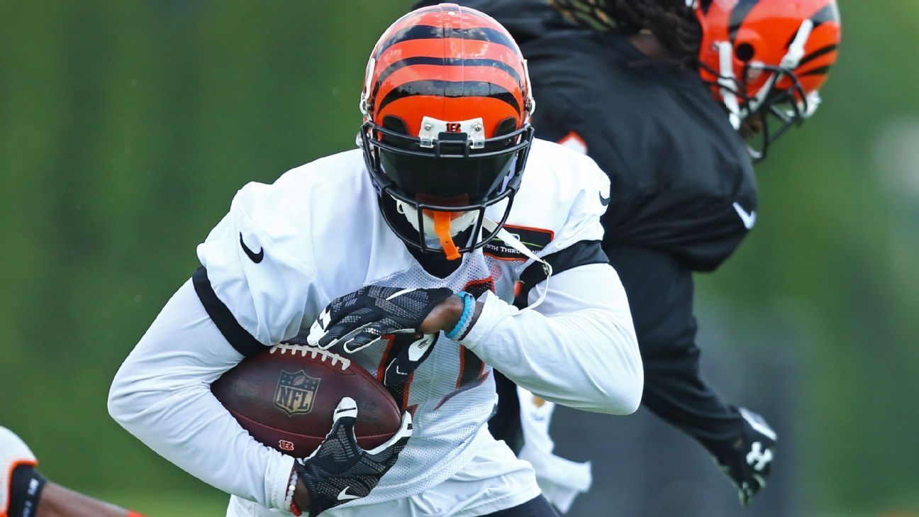 A week after Bengals head coach Marvin Lewis said Brandon LaFell was