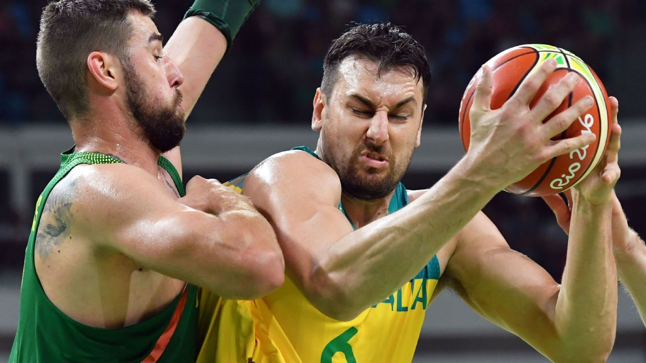 Ranking the contracted NBA players from Australia and New Zealand