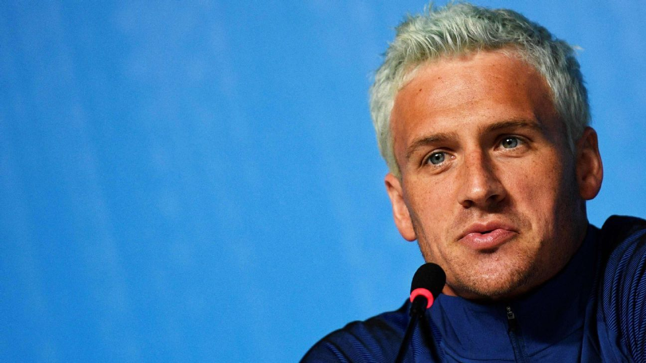 Lochte getting treatment for alcohol addiction