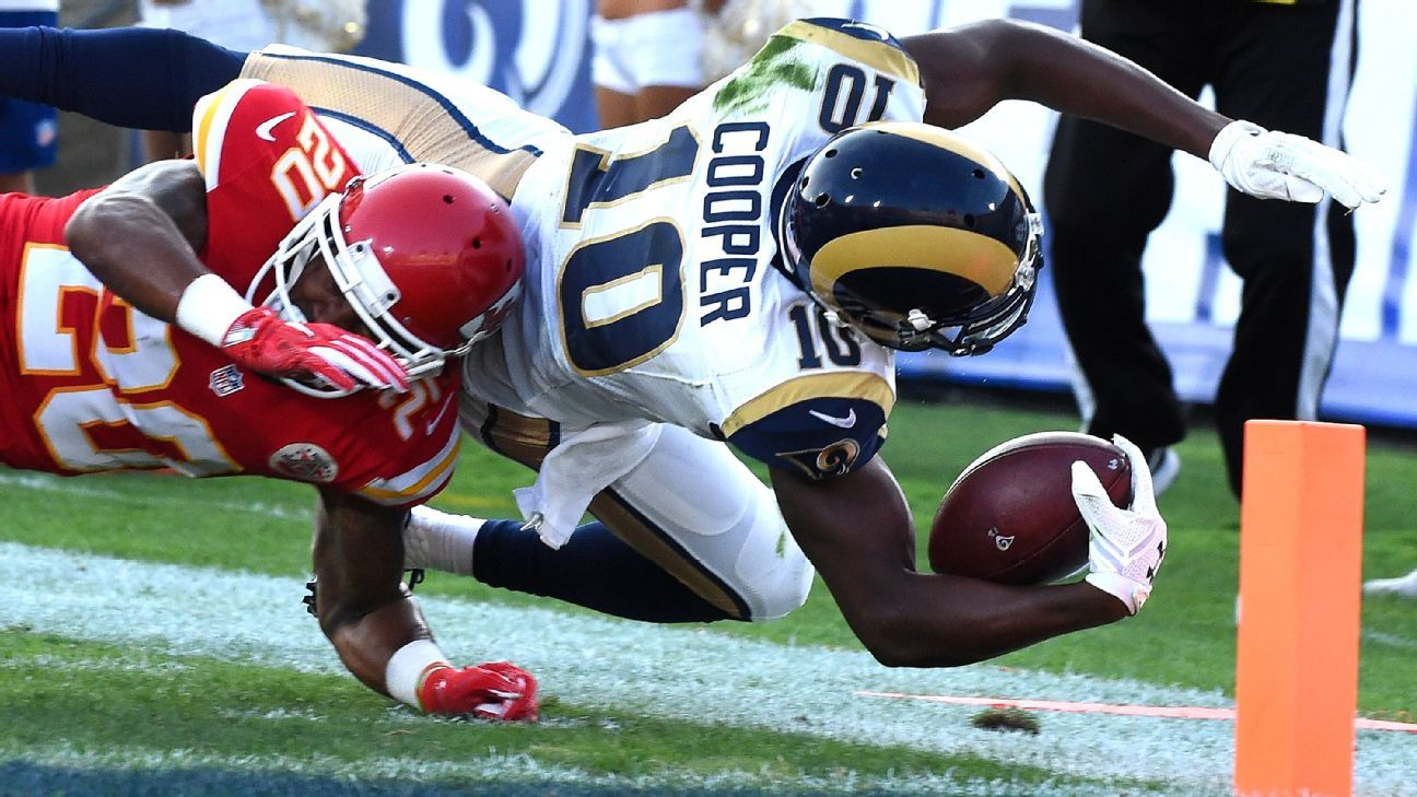Jerseys NFL Online - Los Angeles Rams hoping Pharoh Cooper can jolt receiving corps ...