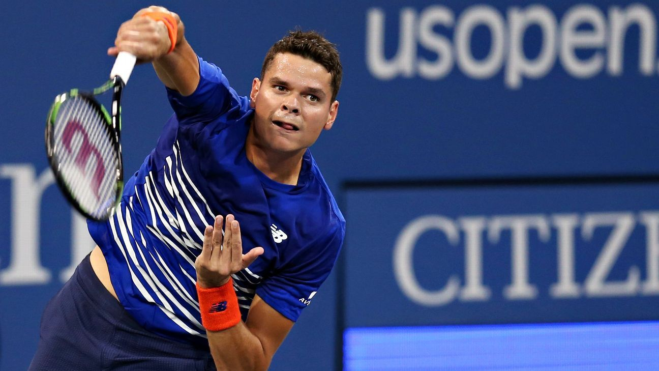 Raonic ends partnership with assistant coach