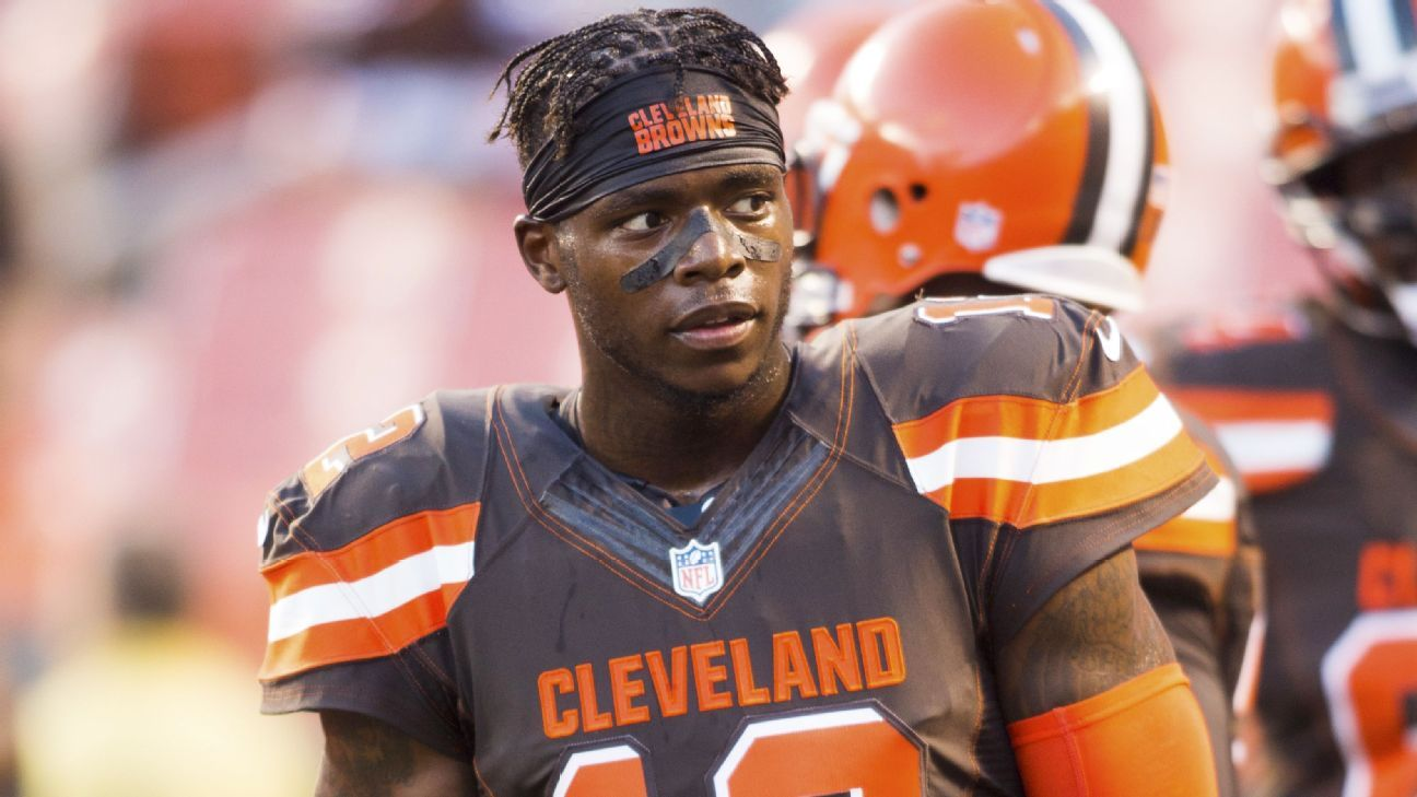 Browns WR Gordon to be released Monday