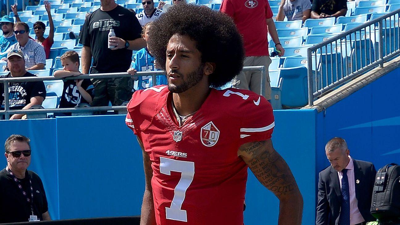 San Francisco 49ers QB Colin Kaepernick not voting for ...