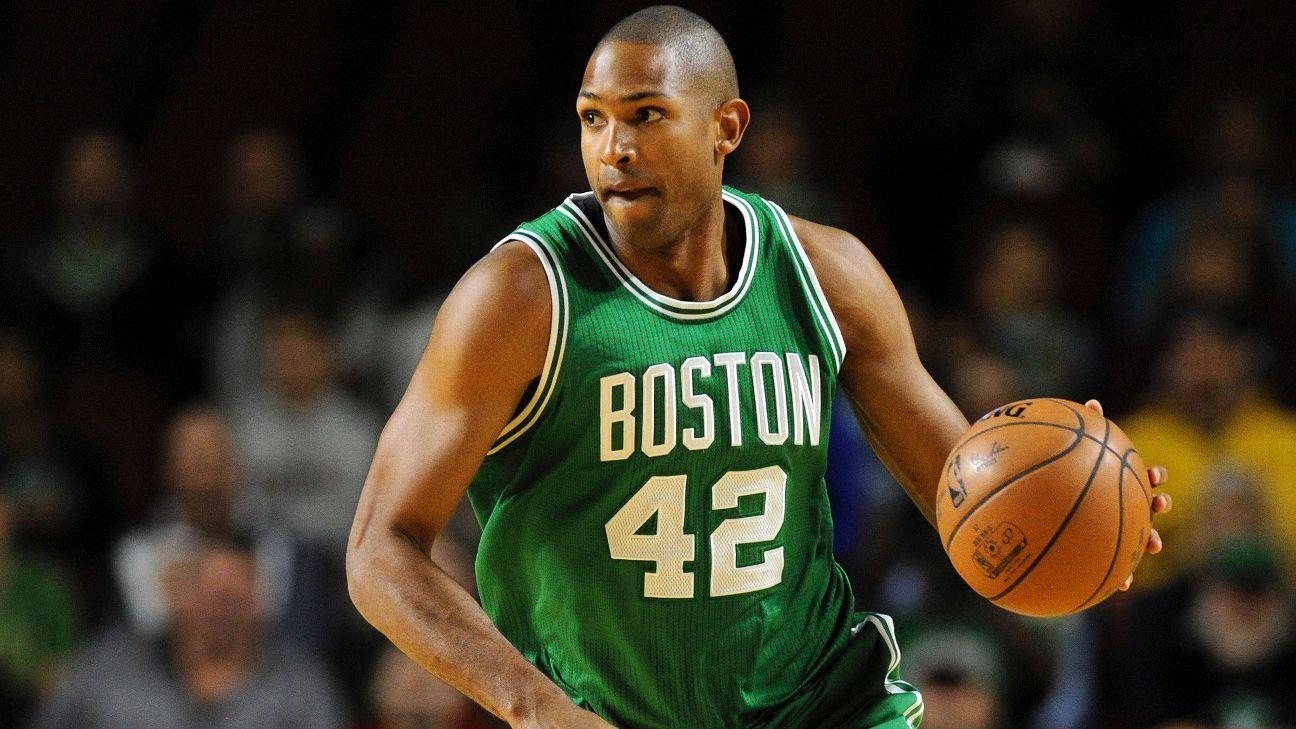 Boston Celtics center Al Horford (concussion) to miss game ...