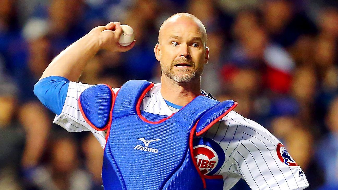 The Cubs are searching for their next David Ross, according to general manager Jed Hoyer, who says the team's lack of 2018 leadership was a miscalculation.
