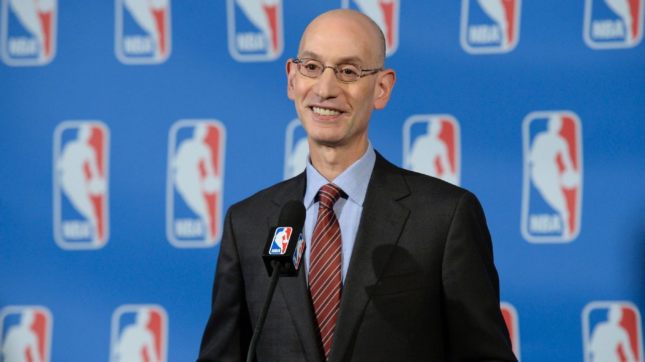 NBA to mull pressing throttle on games' endings, Adam Silver says
