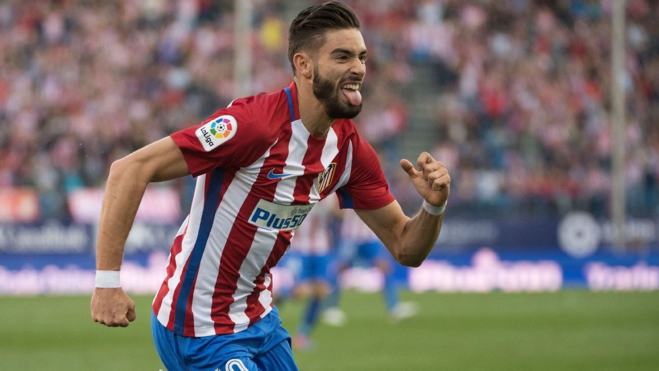 Atletico Madrid s Yannick Carrasco My frustration not directed at
