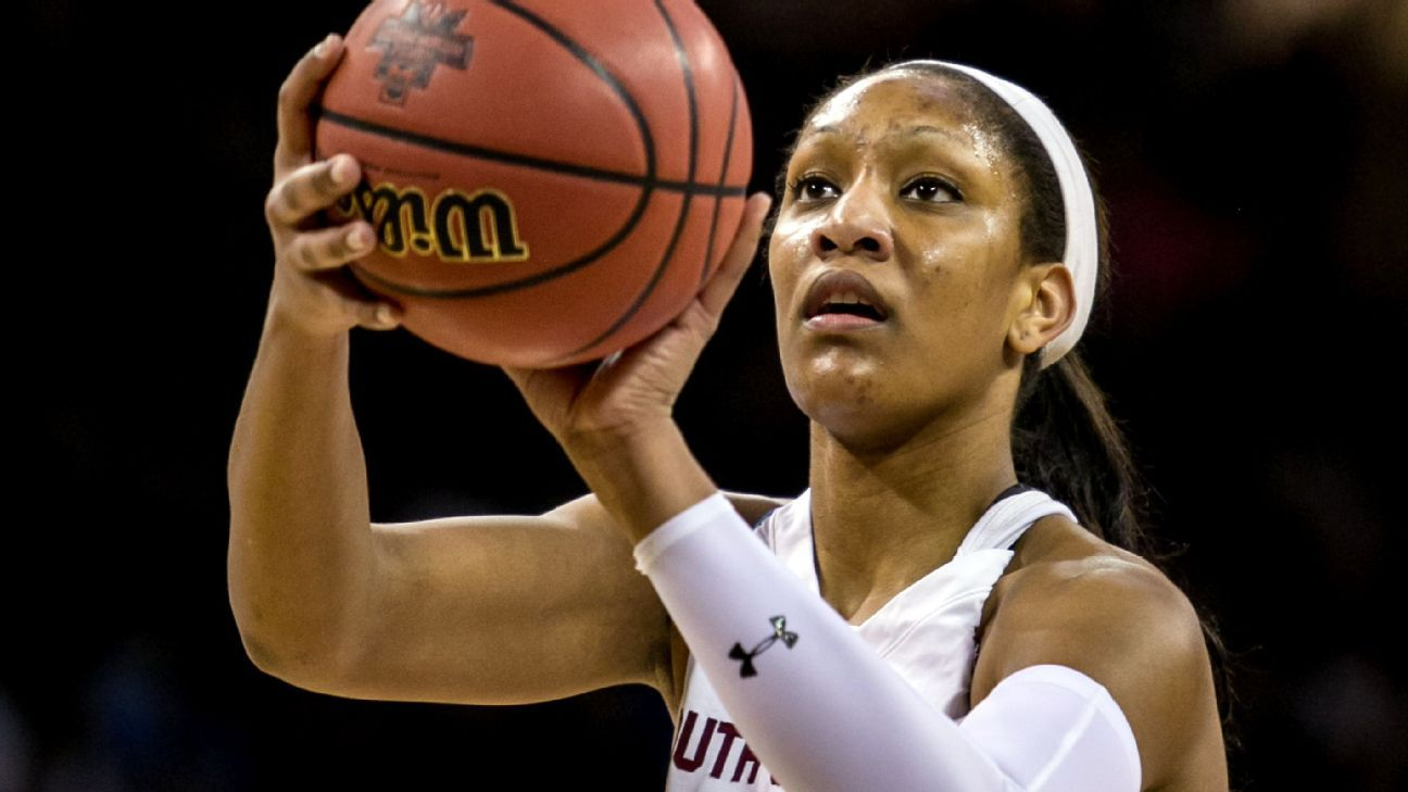 espnW's top 25 women's college basketball players for 2016-17