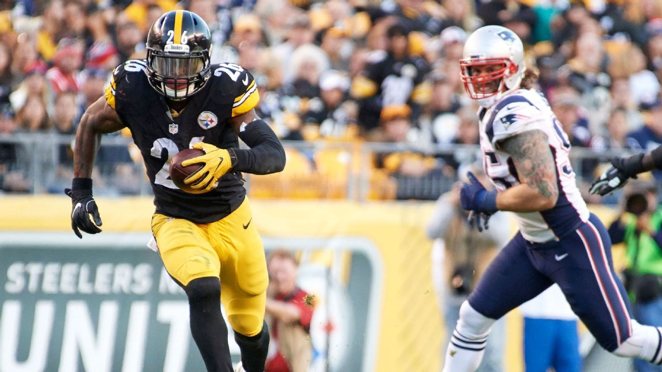 Patriots' approach vs. Le'Veon Bell: Matching patience with aggression - NFL Nation- ESPN