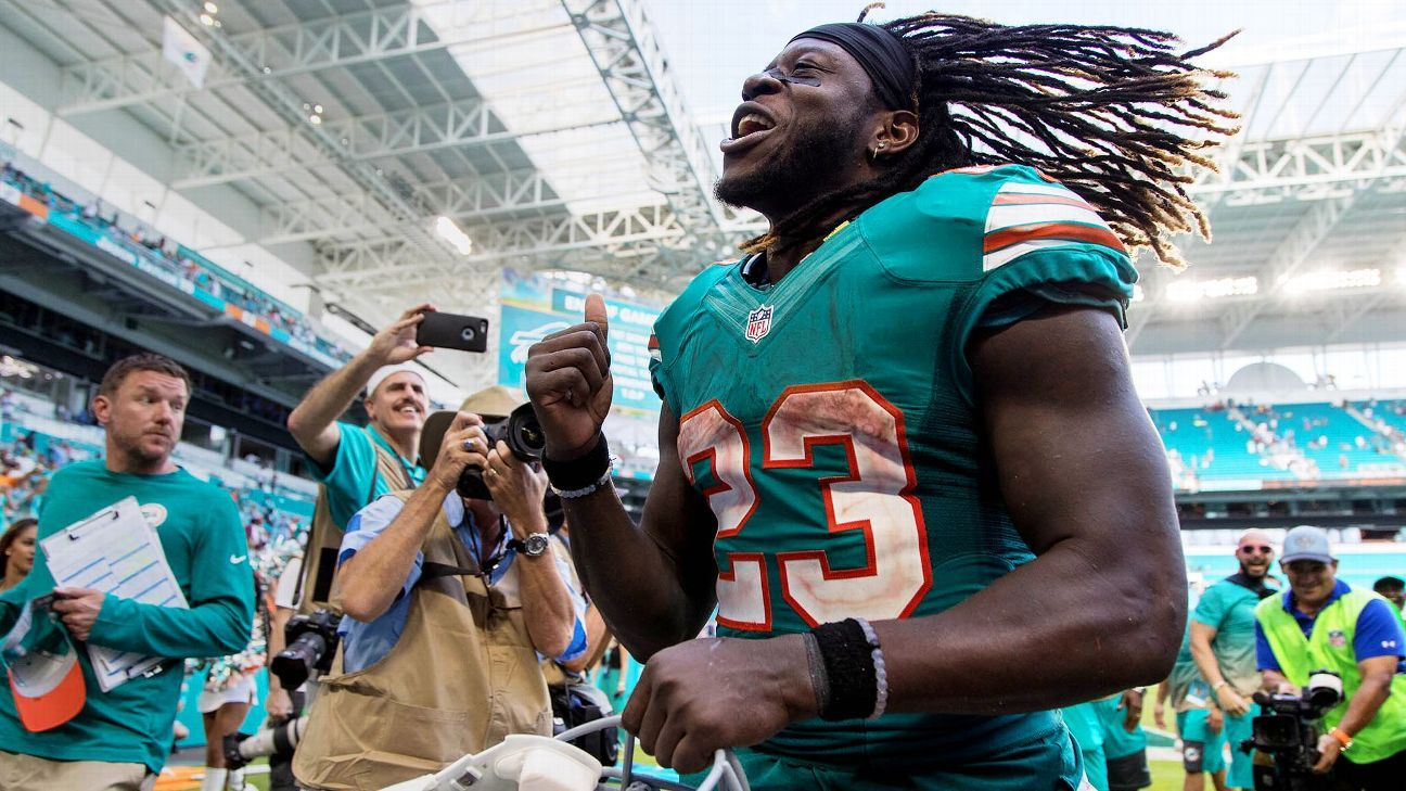 How Jay Ajayi is adding value via expected points added