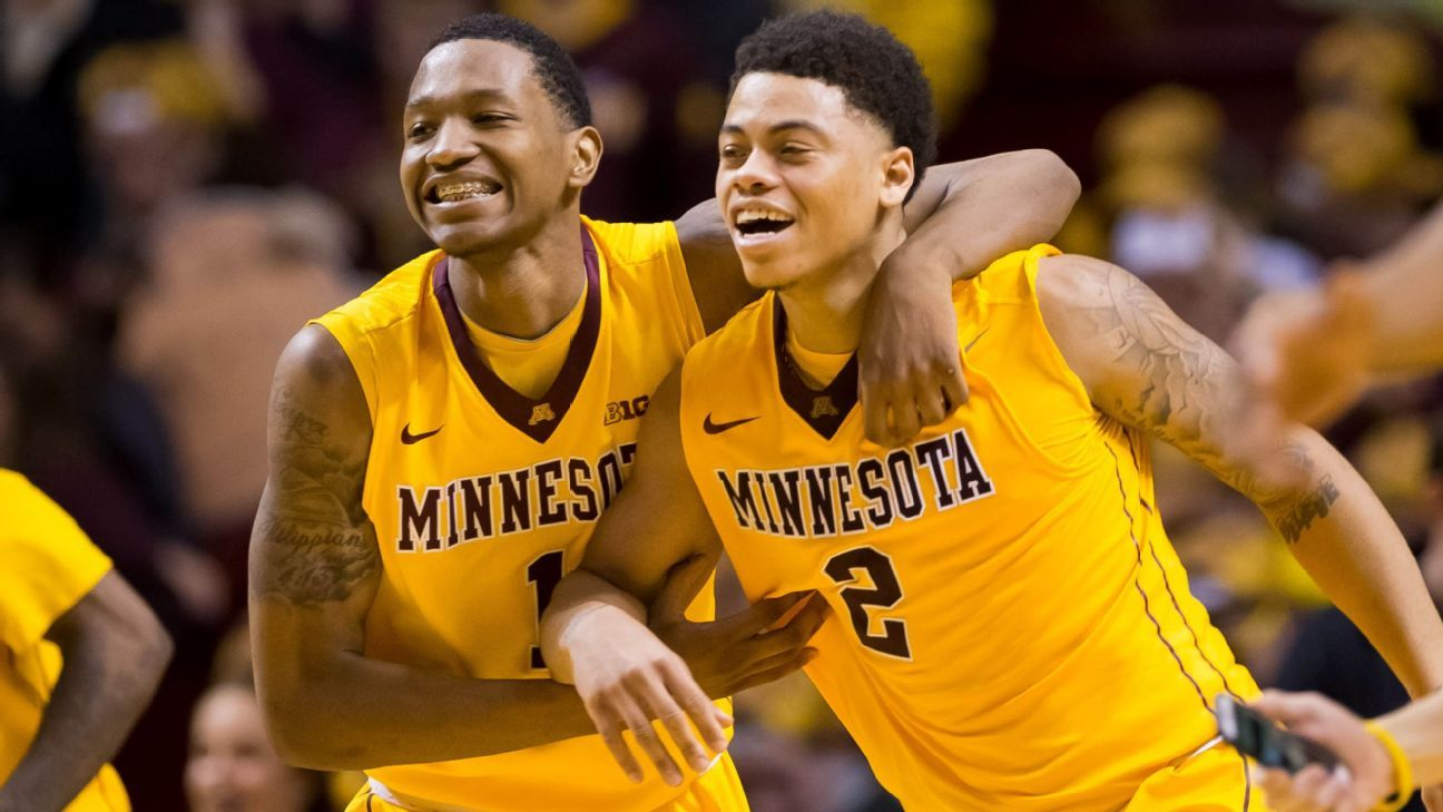 2017 NCAA Tournament Bracket Projections -- Minnesota ...
