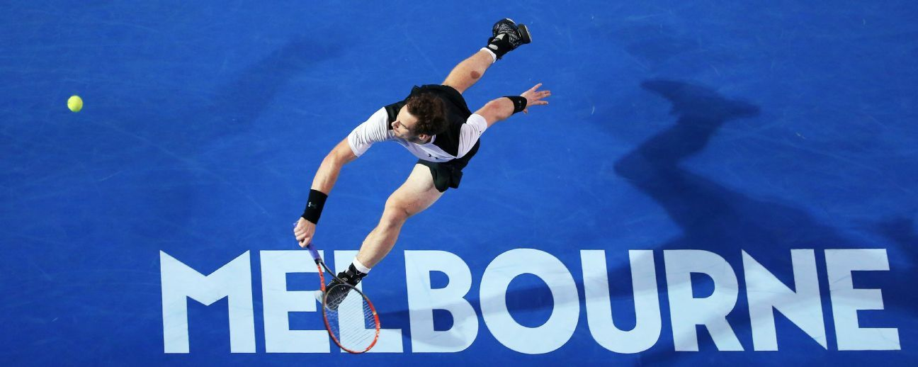 What surprises does the 2017 Australian Open have in store?
