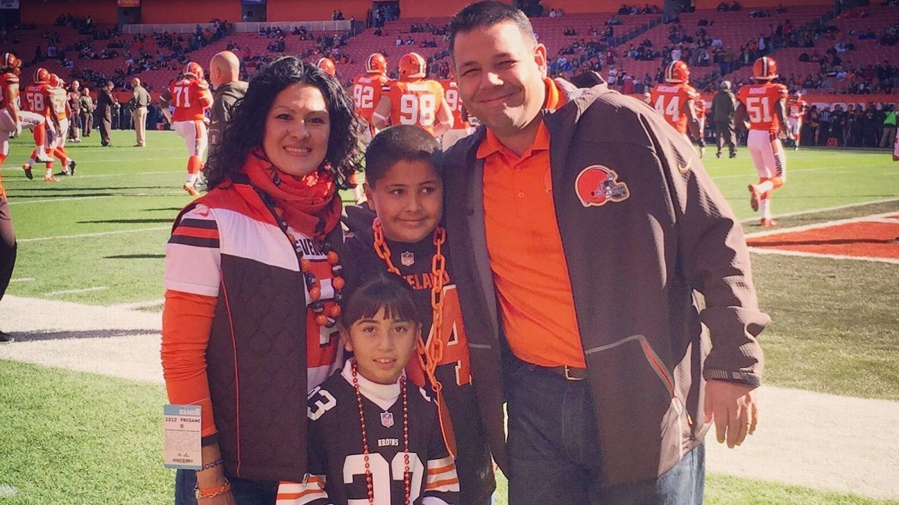 Why family from Mexico might be Browns
