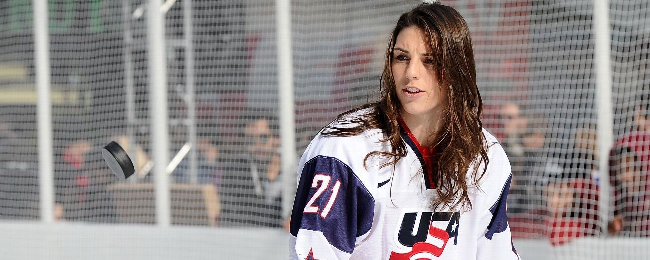 Women's Hockey Still Struggling For Prominence In Between Big International Events