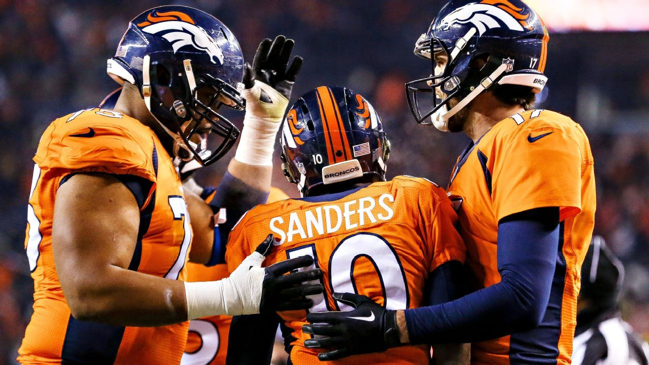 Brock Osweiler helps Broncos bounce back, clinch playoff berth