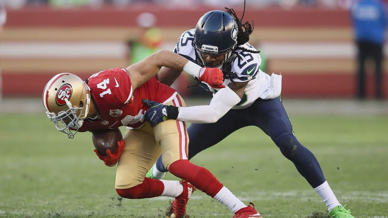 Seahawks' 'Legion of Boom' not the same this time around