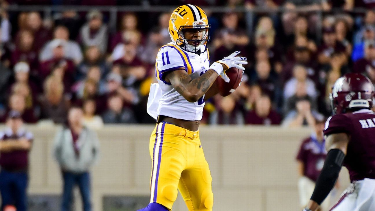 With Malachi Dupre off to NFL, which LSU receiver will ...