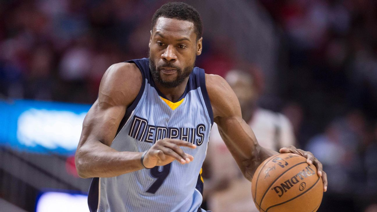 Memphis Grizzlies guard Tony Allen out indefinitely with ...
