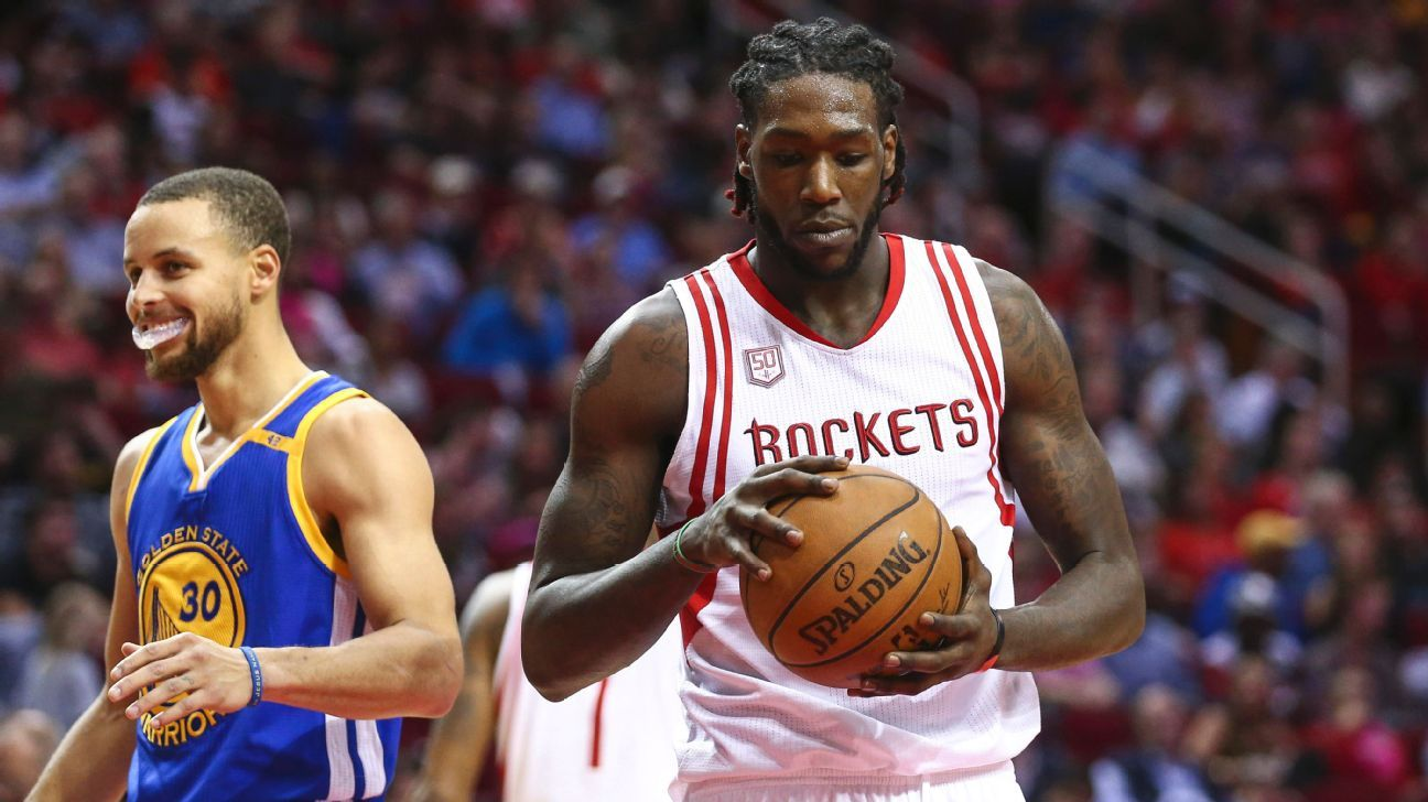 Houston Rockets play poorly in sputtering loss to Warriors