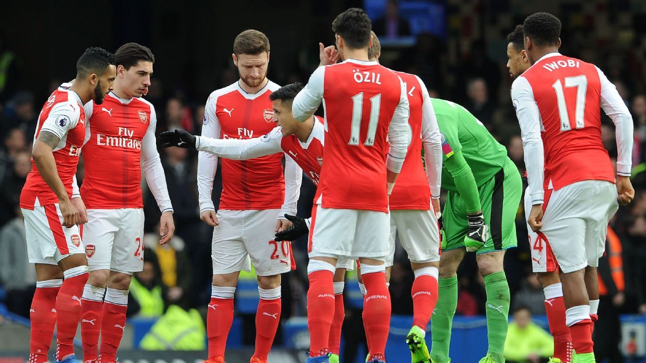 Arsenal just not good enough to match Chelsea, praise for ...