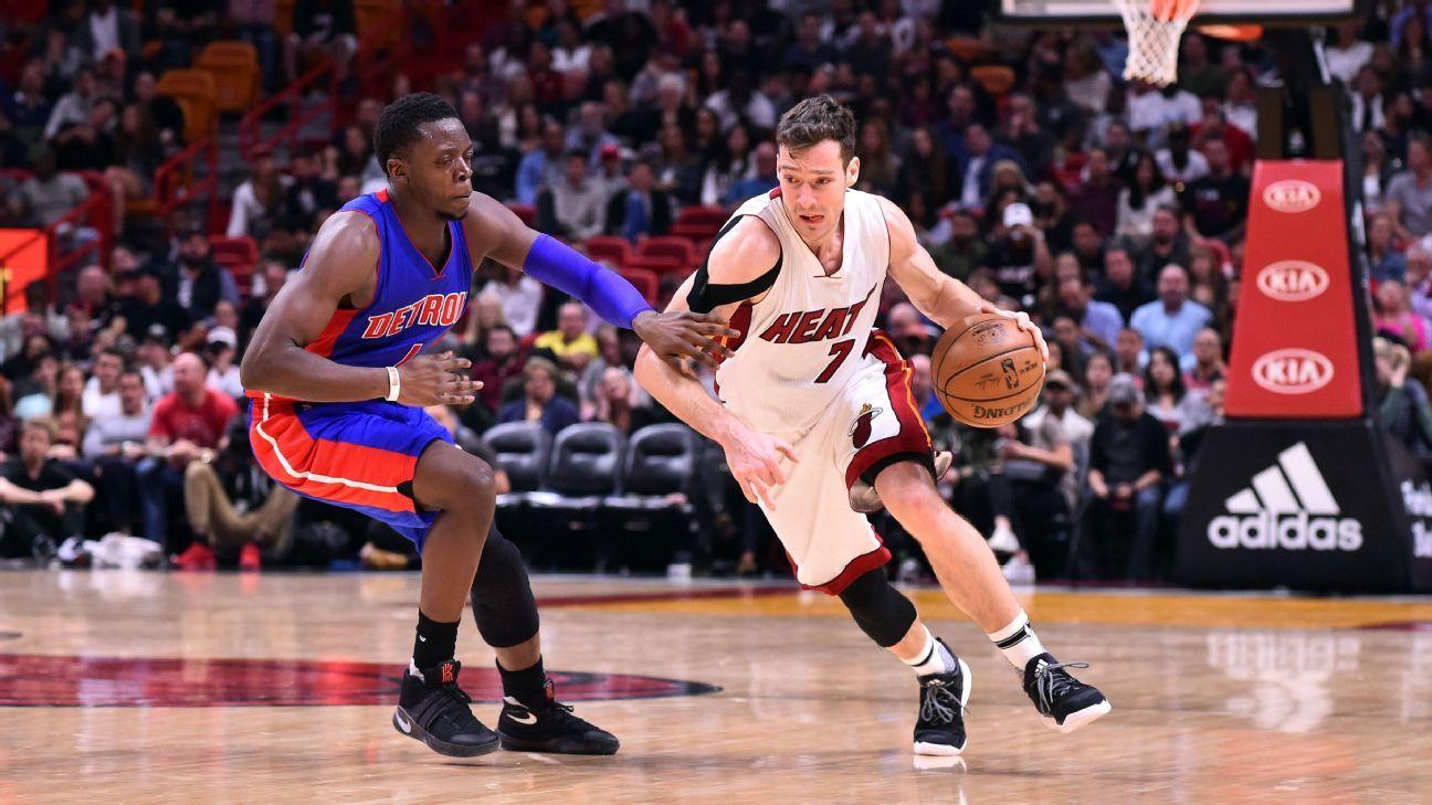 Fantasy Basketball: Goran Dragic, Bradley Beal rise in new ...