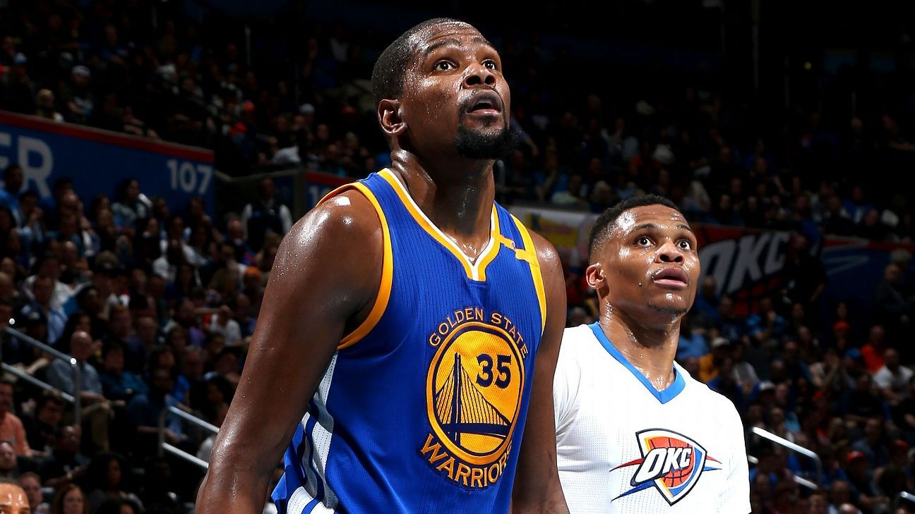 Golden State Warriors star Kevin Durant's return to ...
