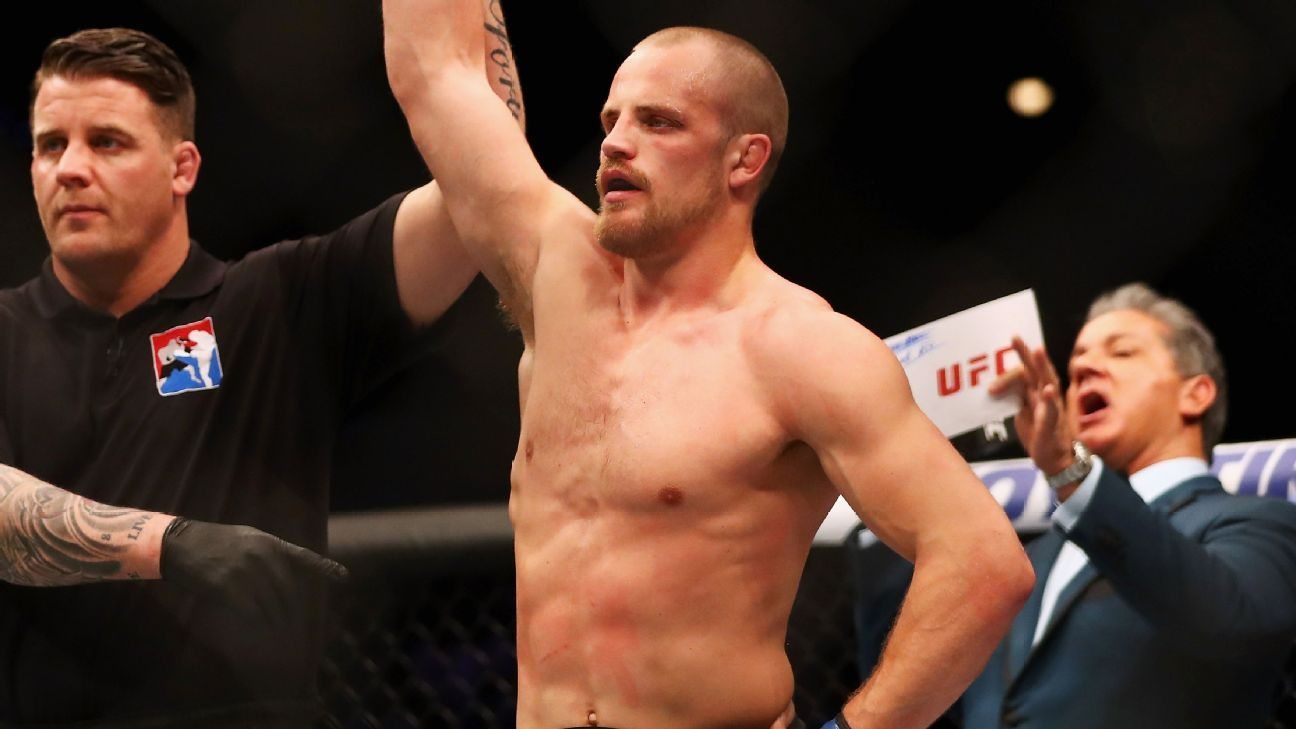 Conor McGregor's training partner Gunnar Nelson to headline UFC Fight Night