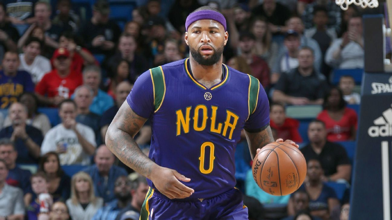 DeMarcus Cousins of New Orleans Pelicans offers to pay for Sacramento man's funeral