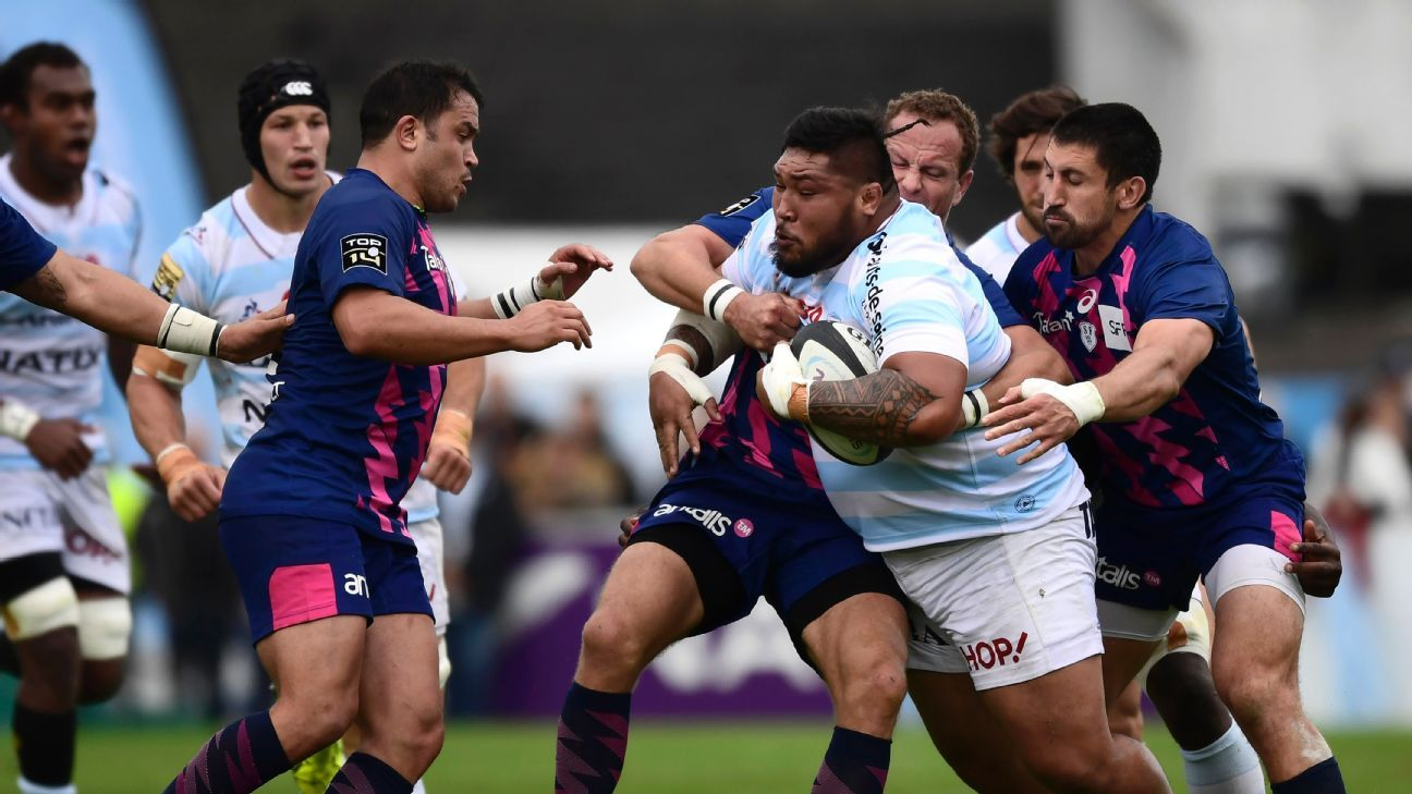 Racing 92 Stade Francais merger best team from current squads