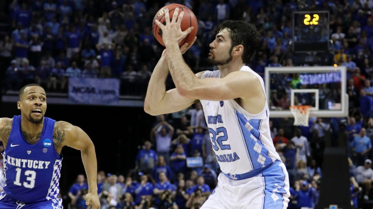 Highlights from the national championship gonzaga vs north carolina - A Miracle In Memphis North Carolina Back In The Final Four Men S College Basketball Blog Espn
