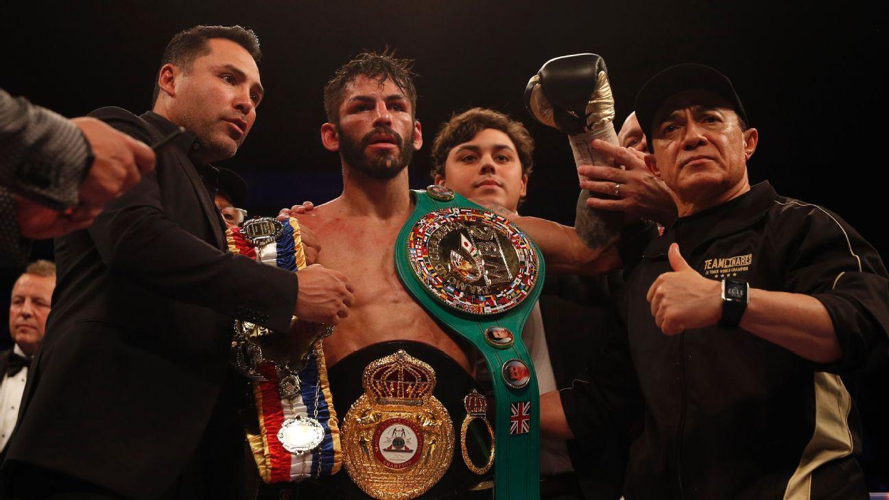 Linares sans trainer Salas for Lomachenko fight