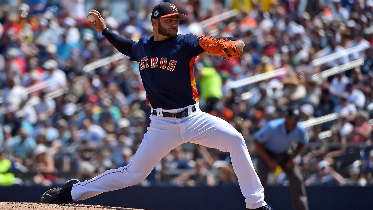 MLB - Fantasy baseball breakout pitchers for the 2017 season
