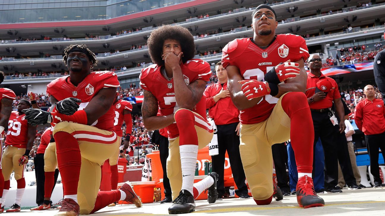 Colin Kaepernick files grievance against NFL owners for  collusion