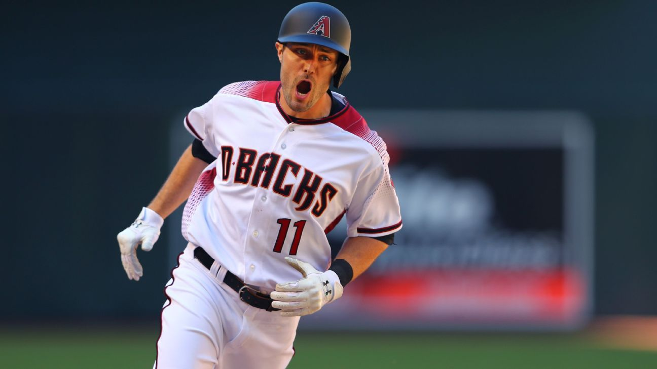 D-backs' Pollock hurts quad during rehab stint