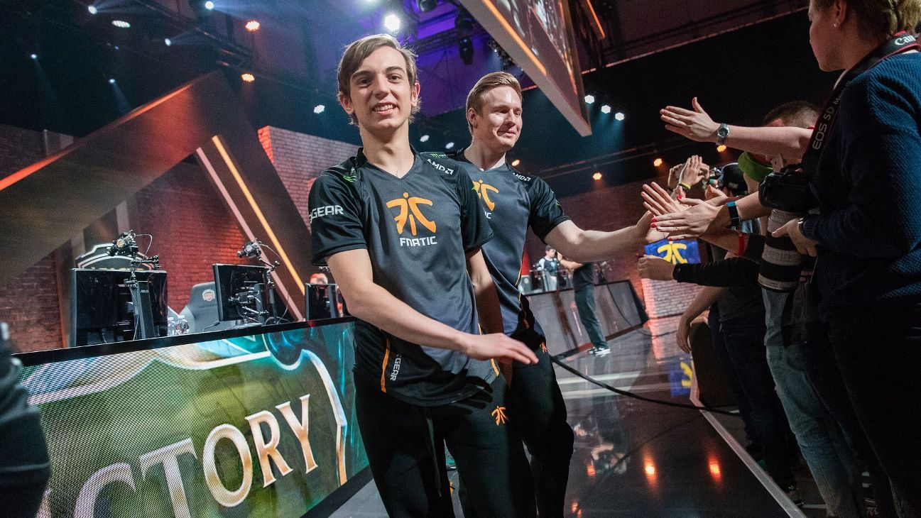 Fnatic Caps on the EU LCS, G2 esports, playoffs and H2k