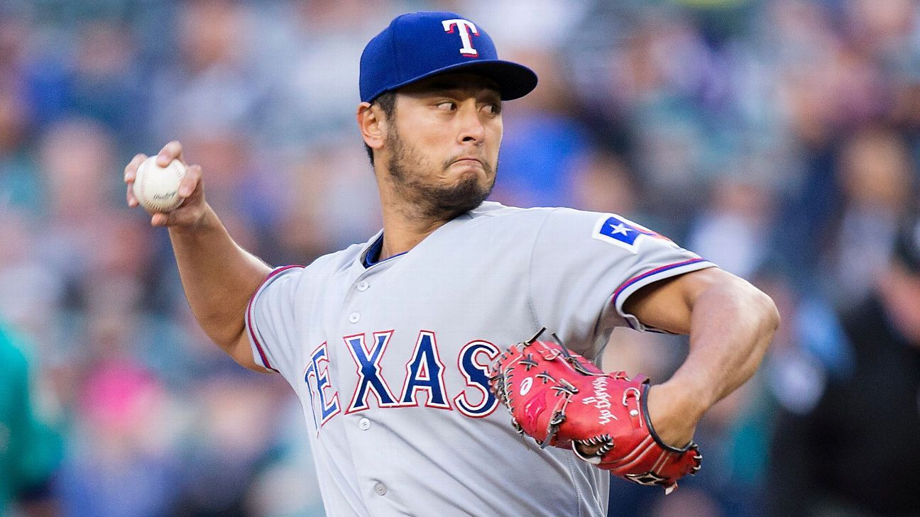 Law: Darvish will be a solid No. 2 behind Kershaw