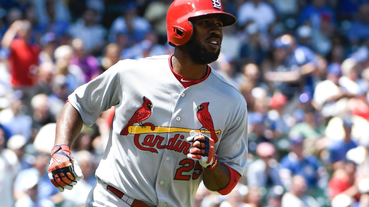 Cards put Fowler (heel) on DL, call up Grichuk