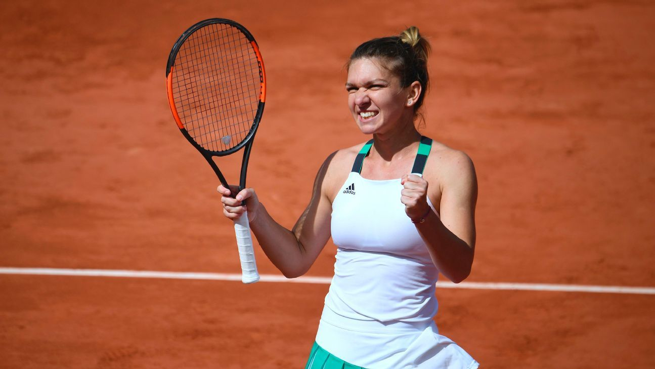Today French Open Results